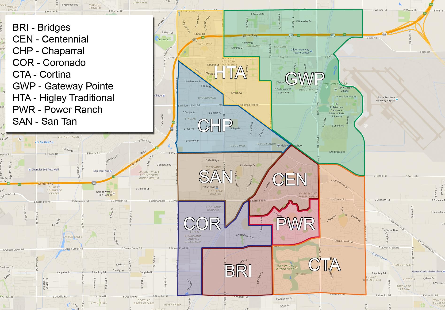 higley az unified school district 2019 - 2020 school