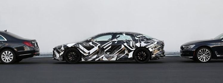 Luxury Lucid Motors Electric Car to roll off Casa Grande, AZ production line in 2018