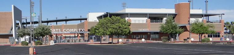 MLB Cactus League Stadium