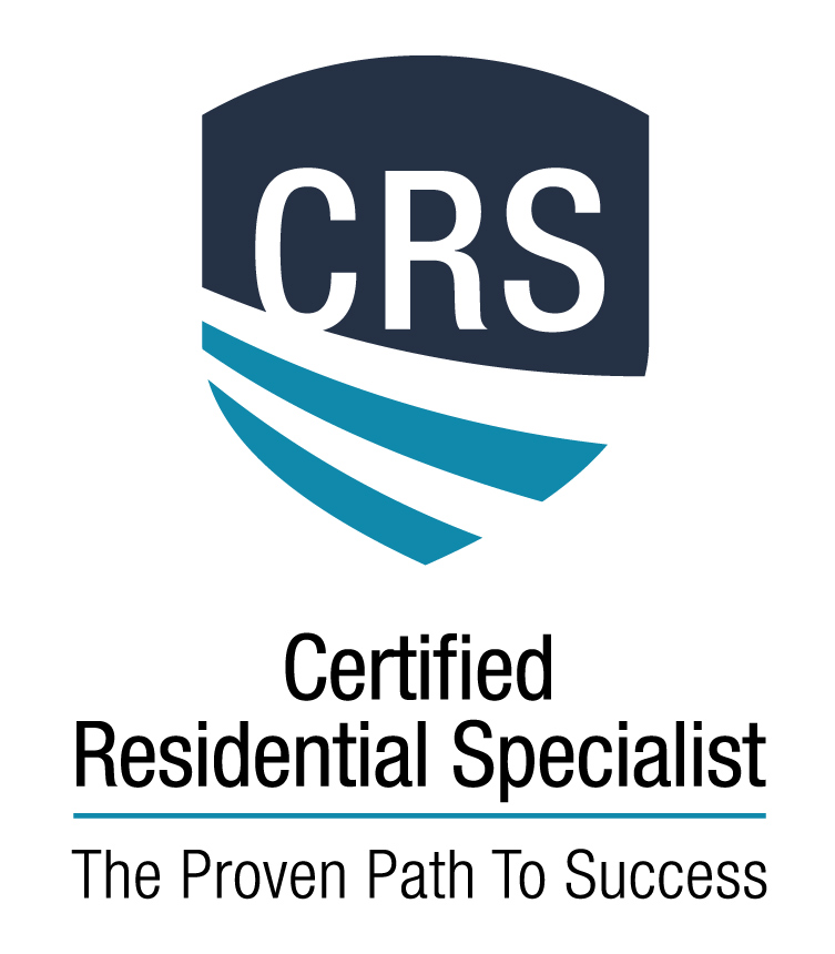 Certified Residential Specialist by the National Association of REALTORS