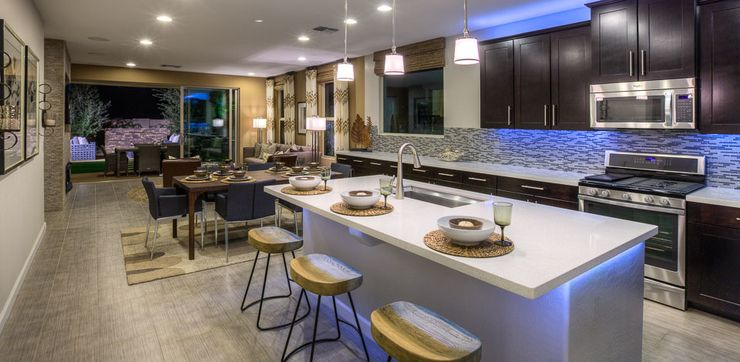 Modern Phoenix Arizona Kitchen after Remodel