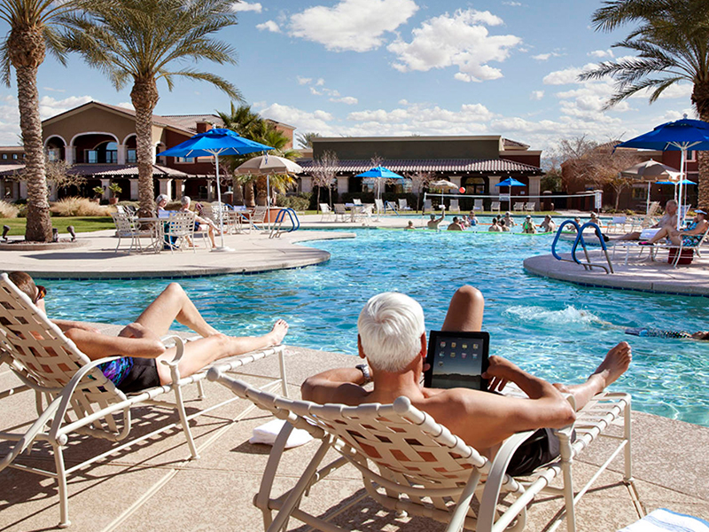 AZ 55+ Retirement Apartments, Condos, Townhouses and Patio