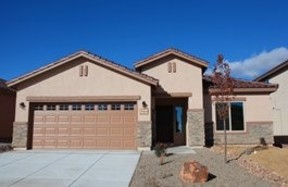 Rio Rancho NM Single Family Home Move In Next Week!: $267,682 Ready Now!