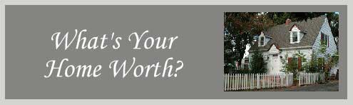 determine the value of your home