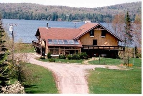 Lake Clear NY Lease/Rentals Vacation Rental: $2,750