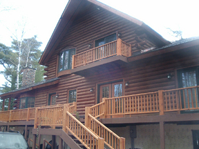 Lake Clear NY Vacation Rental Vacation Rental: $3,000 weekly