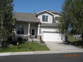 Single Family Home Sold: 10545 Humboldt Peak Way