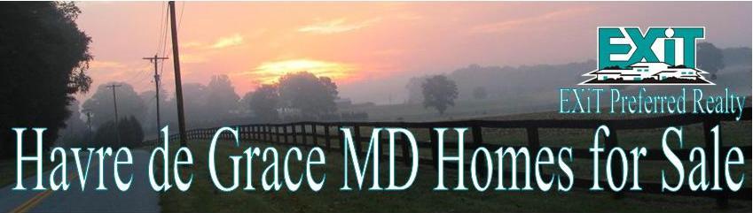 Havre de Grace MD Homes for Sale