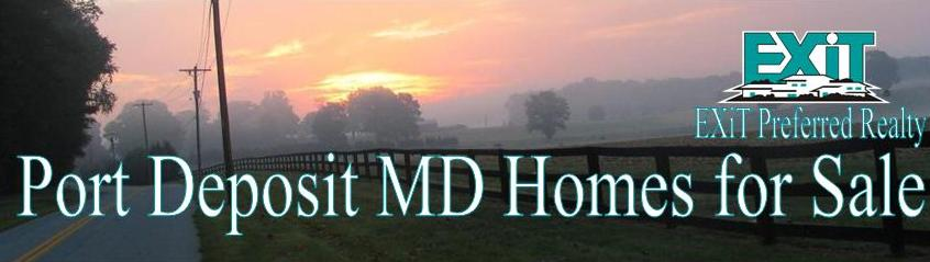 Port Deposit MD Homes for Sale