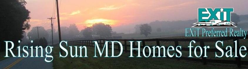 Rising Sun MD Homes for Sale