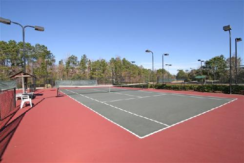 BrickYard LIghted Tennis Courts