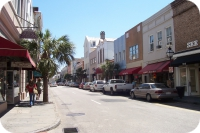 Relocate to Downtown Charleston