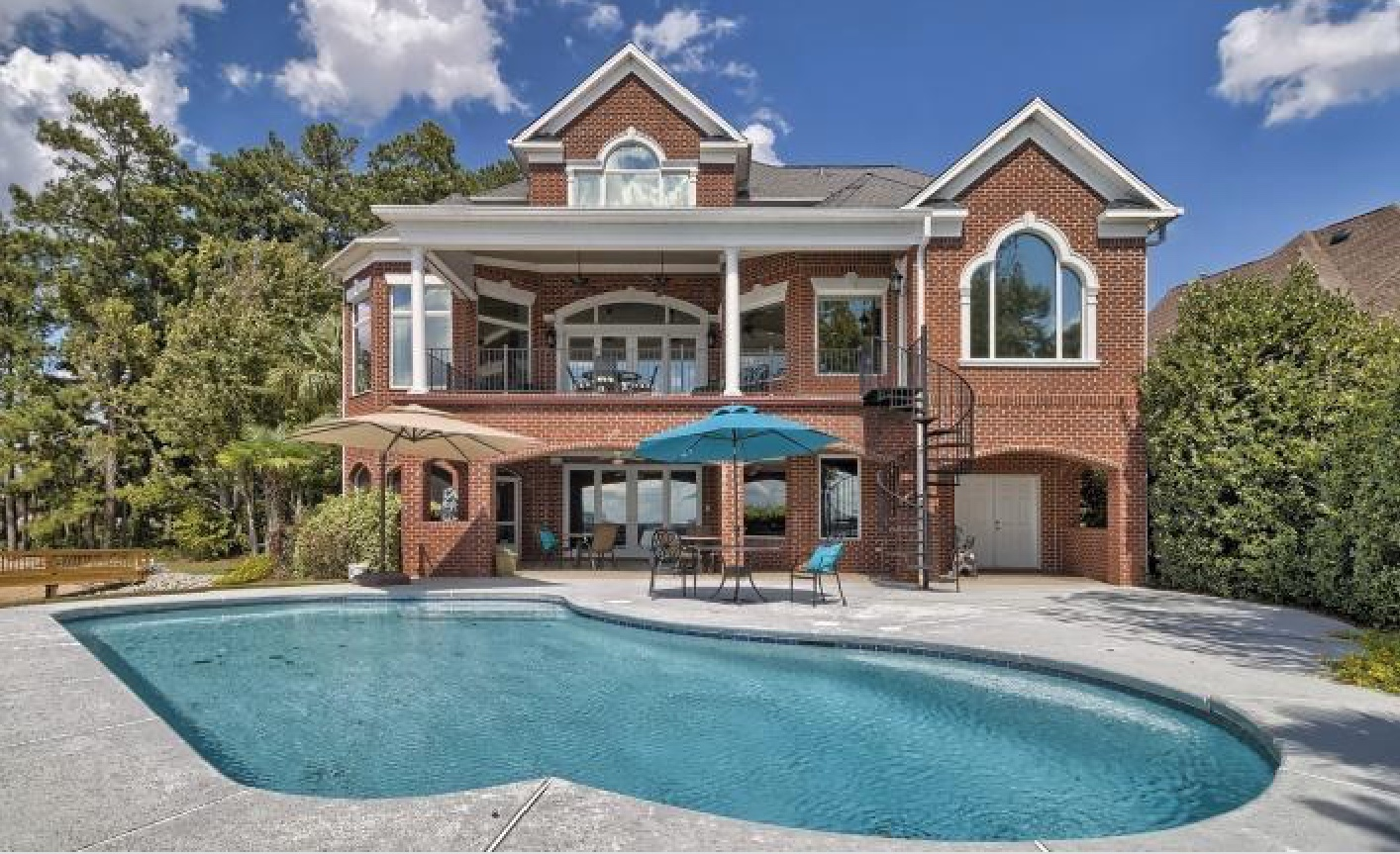 Most Expensive Chapin Home Sold $1.395 million - 452 Lake Estate Drive