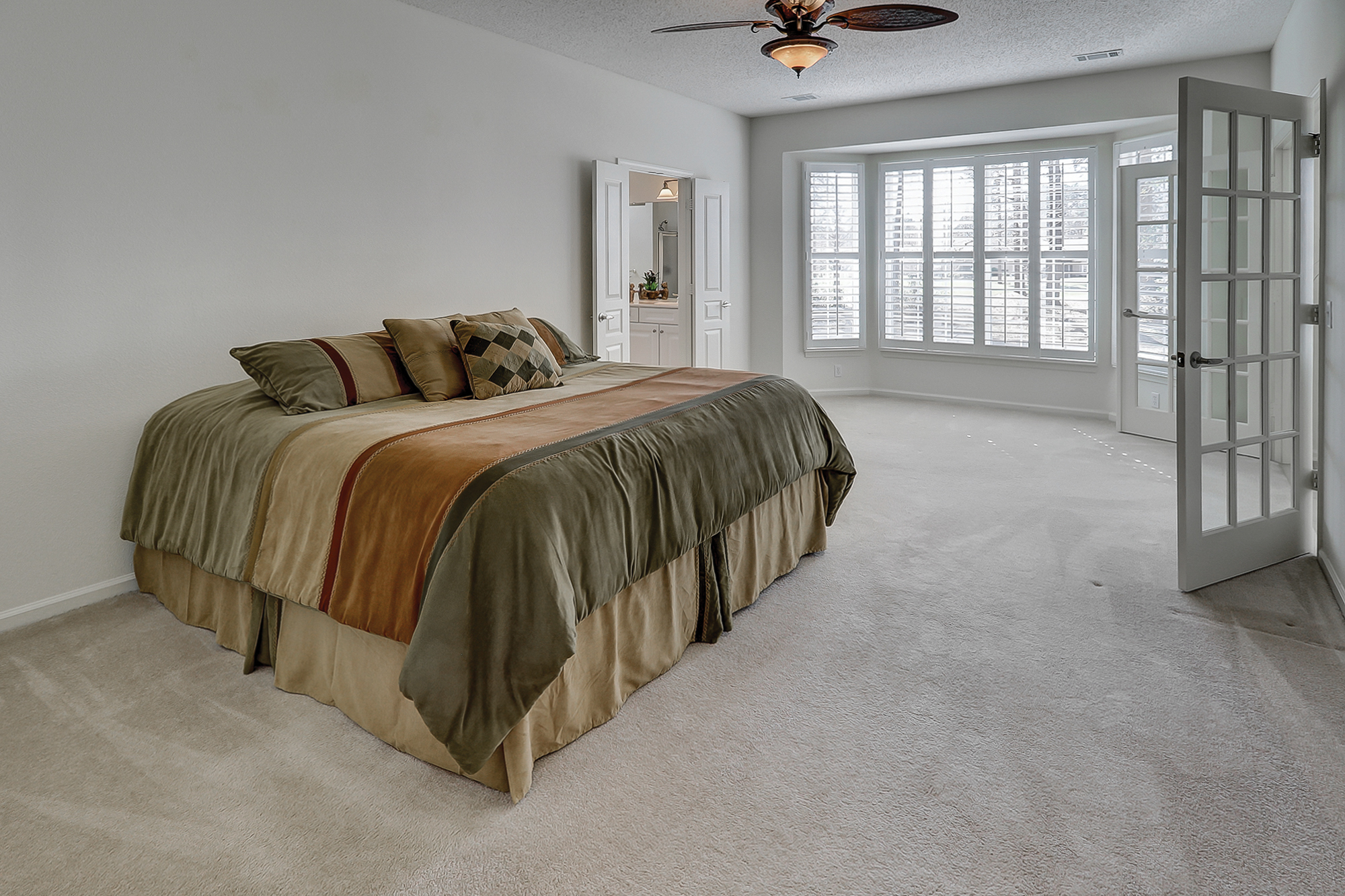 Luxury Master Suite in Sun City Hilton Head