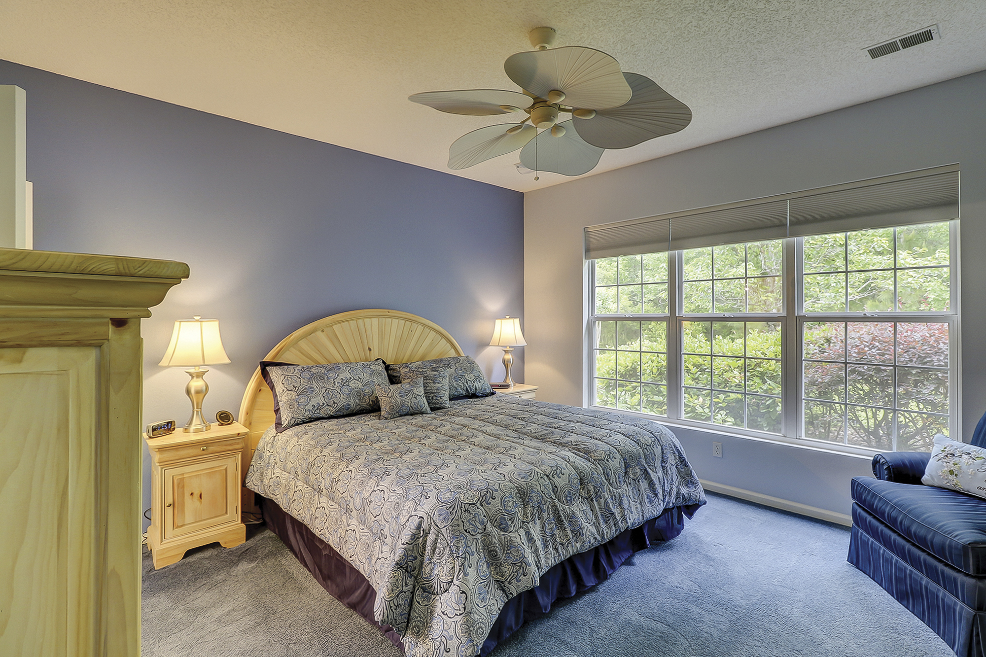 Tons of natural light in this Primrose Model in Sun City Bluffton SC home for sale