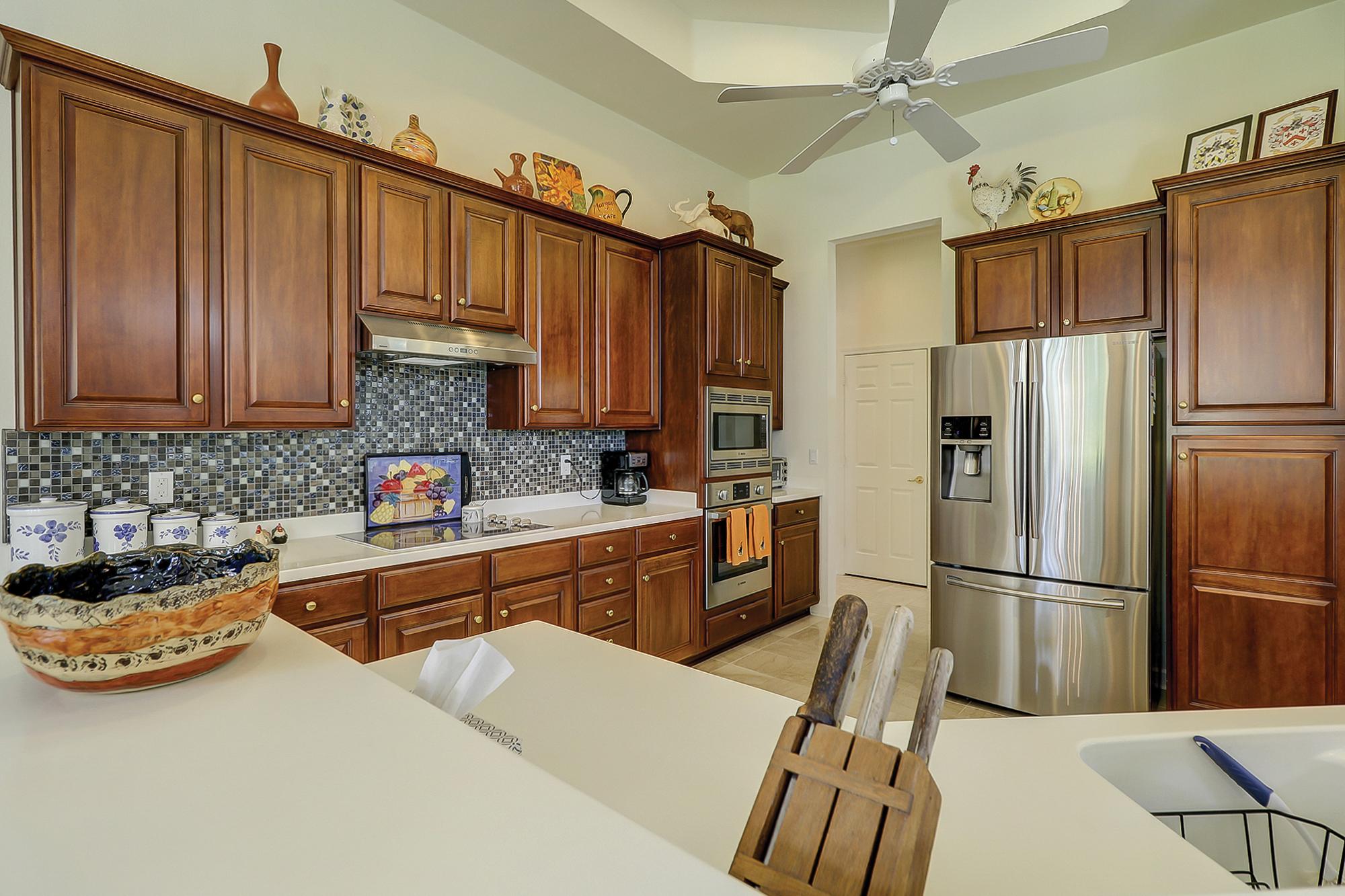 Open Kitchen, Breakfast Room and Carolina Room