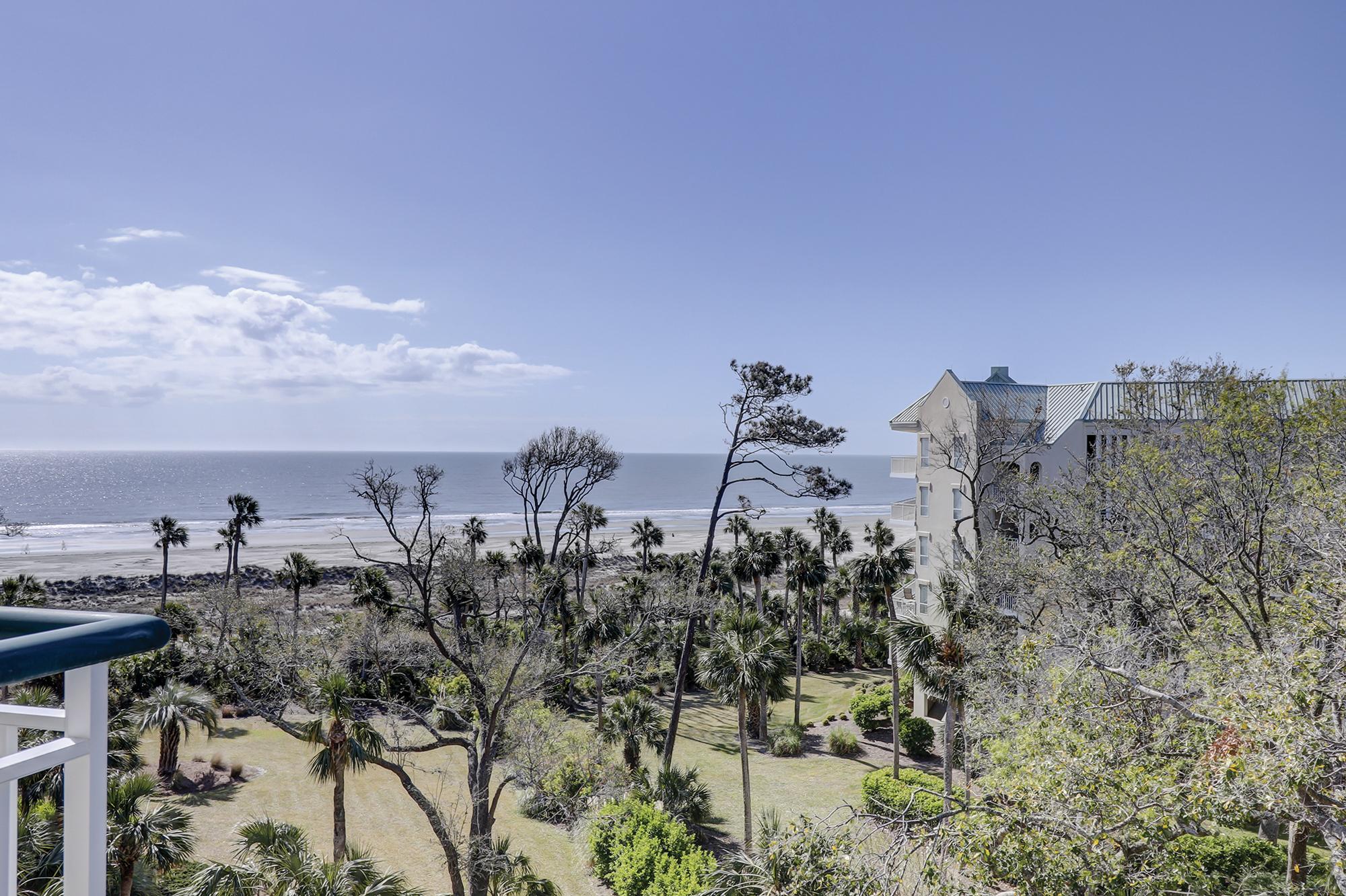 Oceanfront Villa in Palmetto Dunes