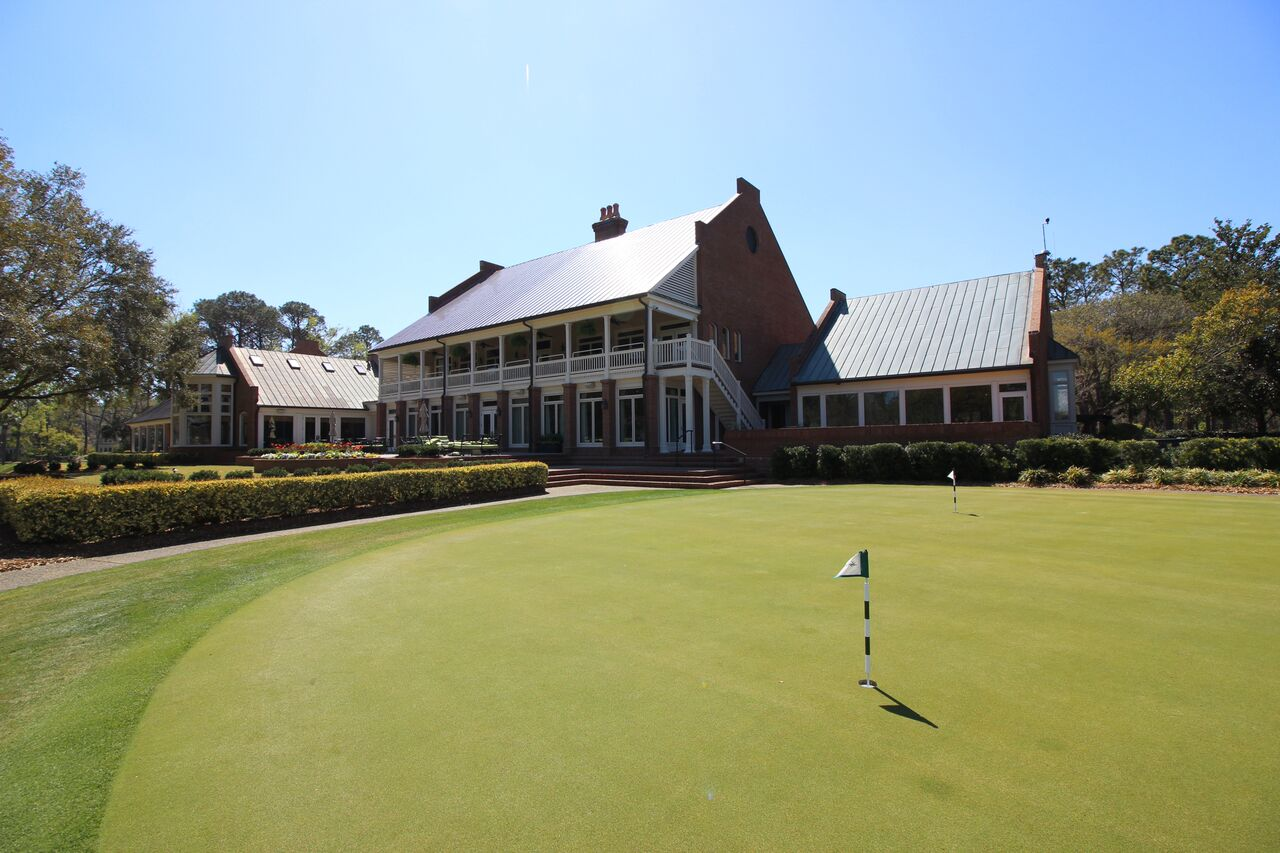 Long Cove Clubhouse in Hilton Head Island