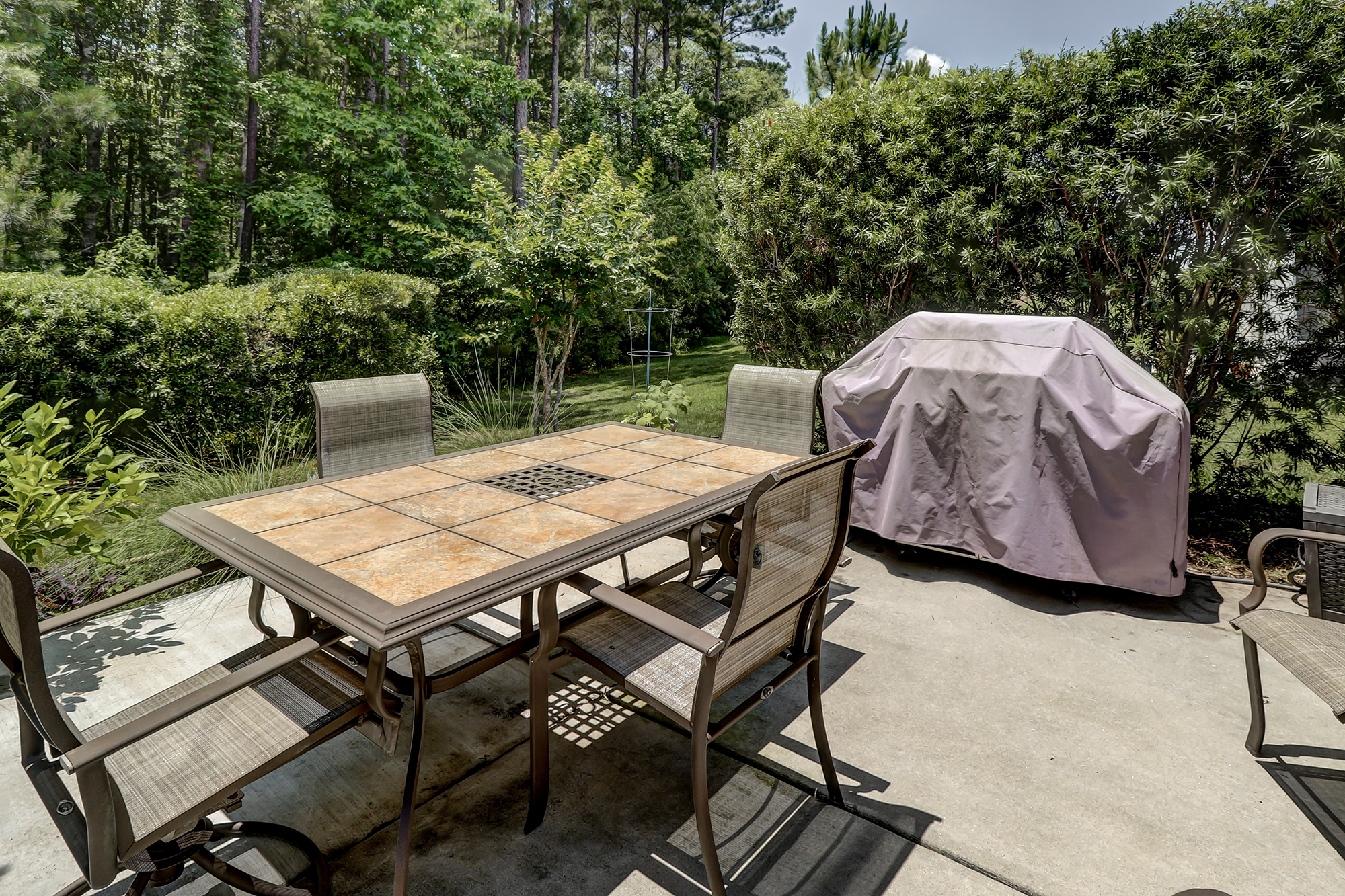 ... Furniture Bluffton Sc; Private Backyard In This Bluffton Single Story  Home For ...