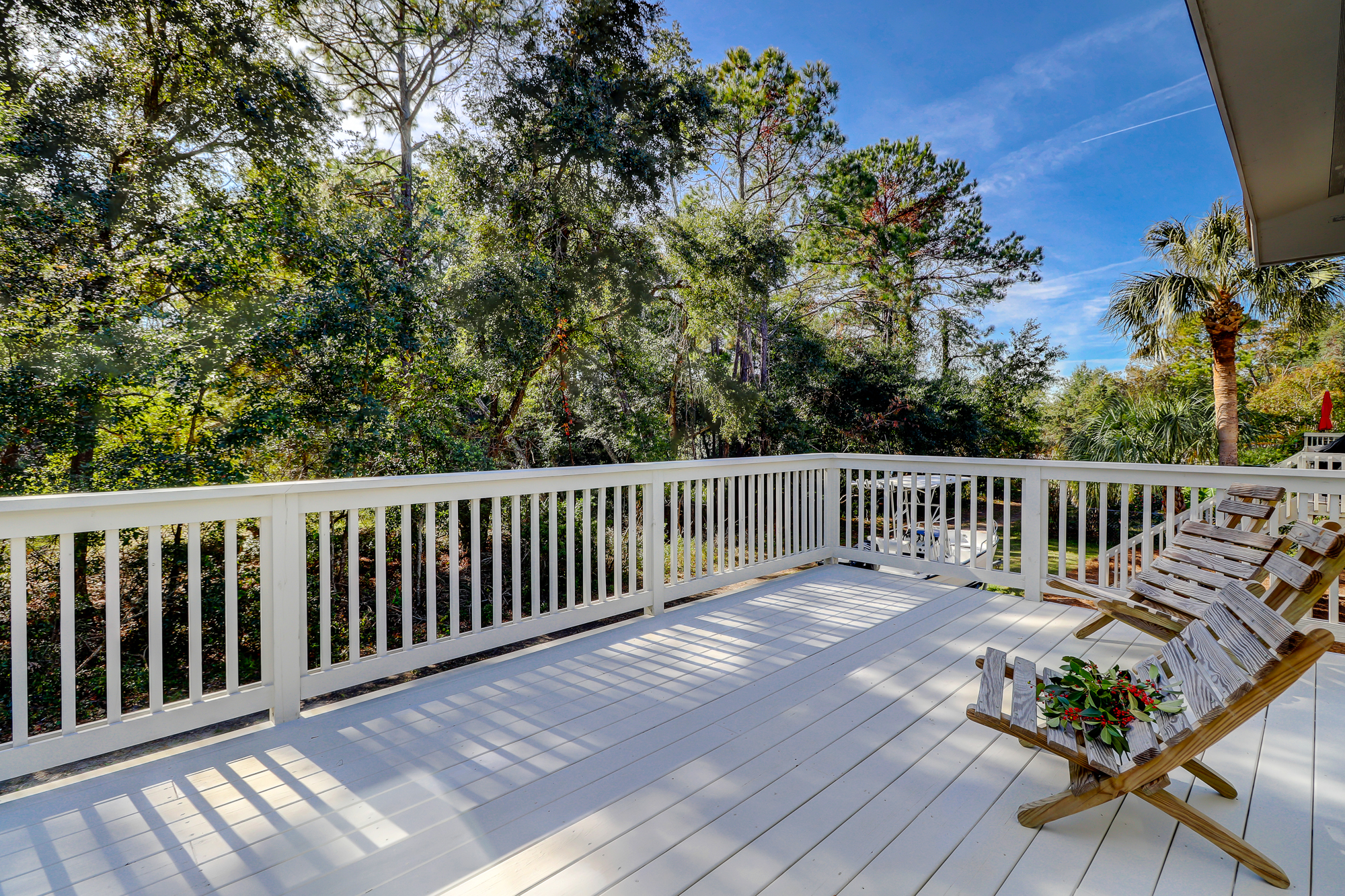 Relax and enjoy wooded views. 8 Bradley Beach, Hilton Head Island, MLS# 388240