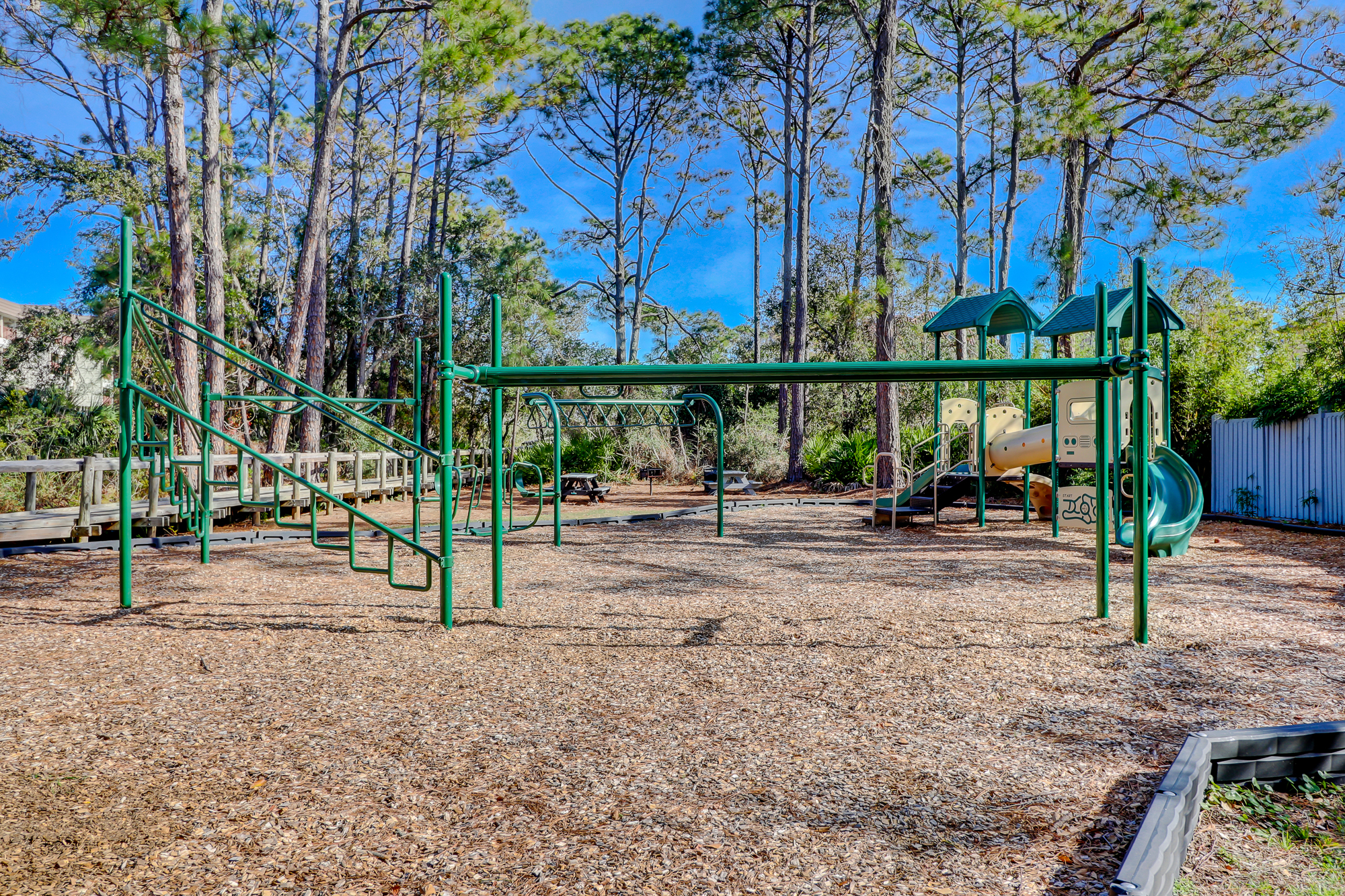 Driessen Beach Park also has a playground and the boardwalk to the beach is extended with beach matting for easy access. 8 Bradley Beach, Hilton Head Island, MLS# 388240