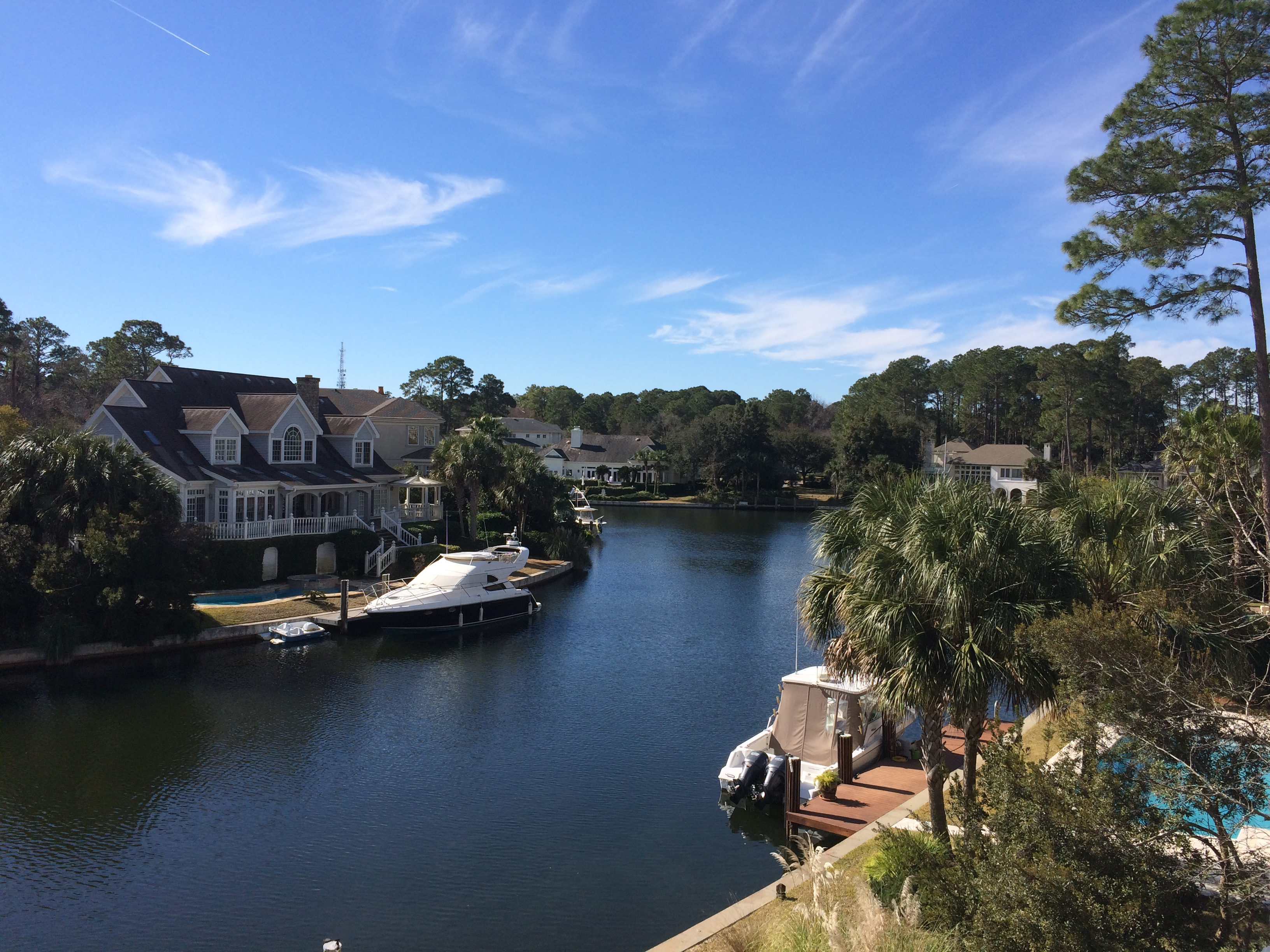 Wexford Plantation Inland Harbour Hilton Head Island Private Club