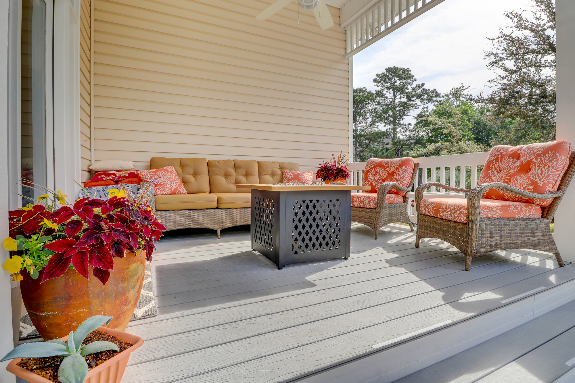 Front Porch for Great Outdoor Southern Living