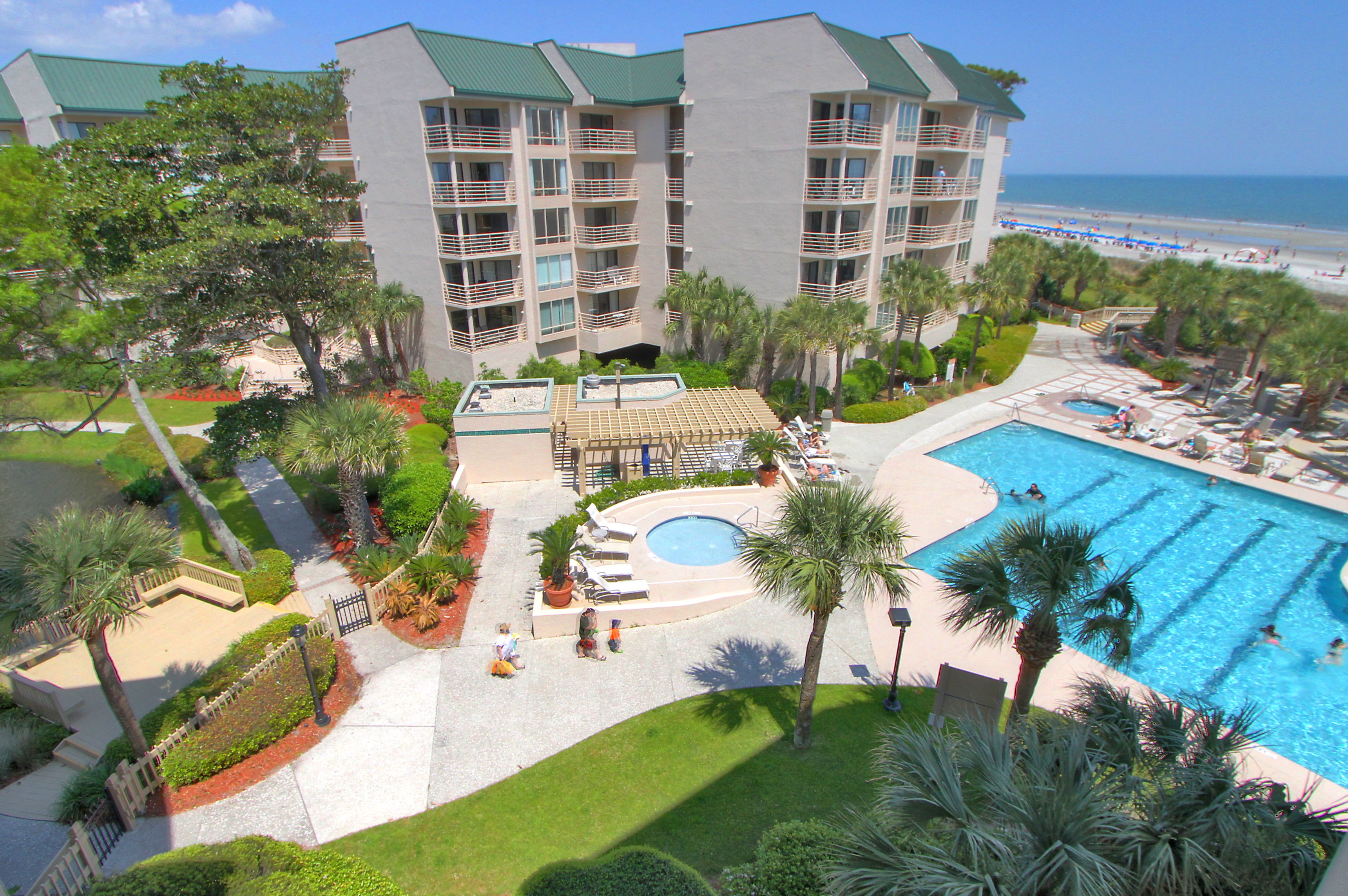 Villamare Villas in Palmetto Dunes Hilton Head