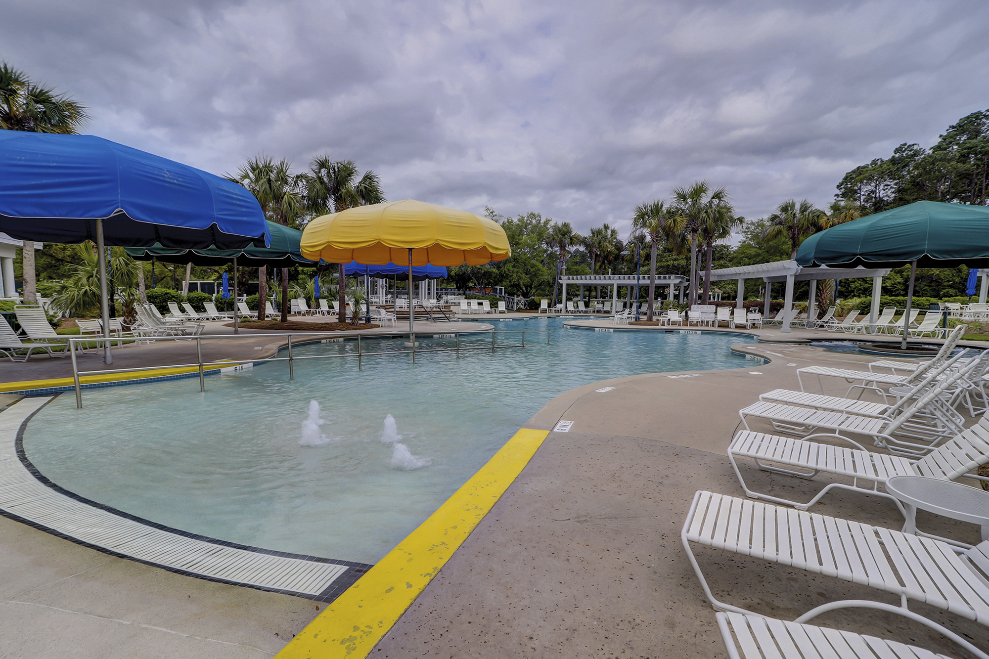 Sun City Hilton Head with Six Pools and Two Indoor