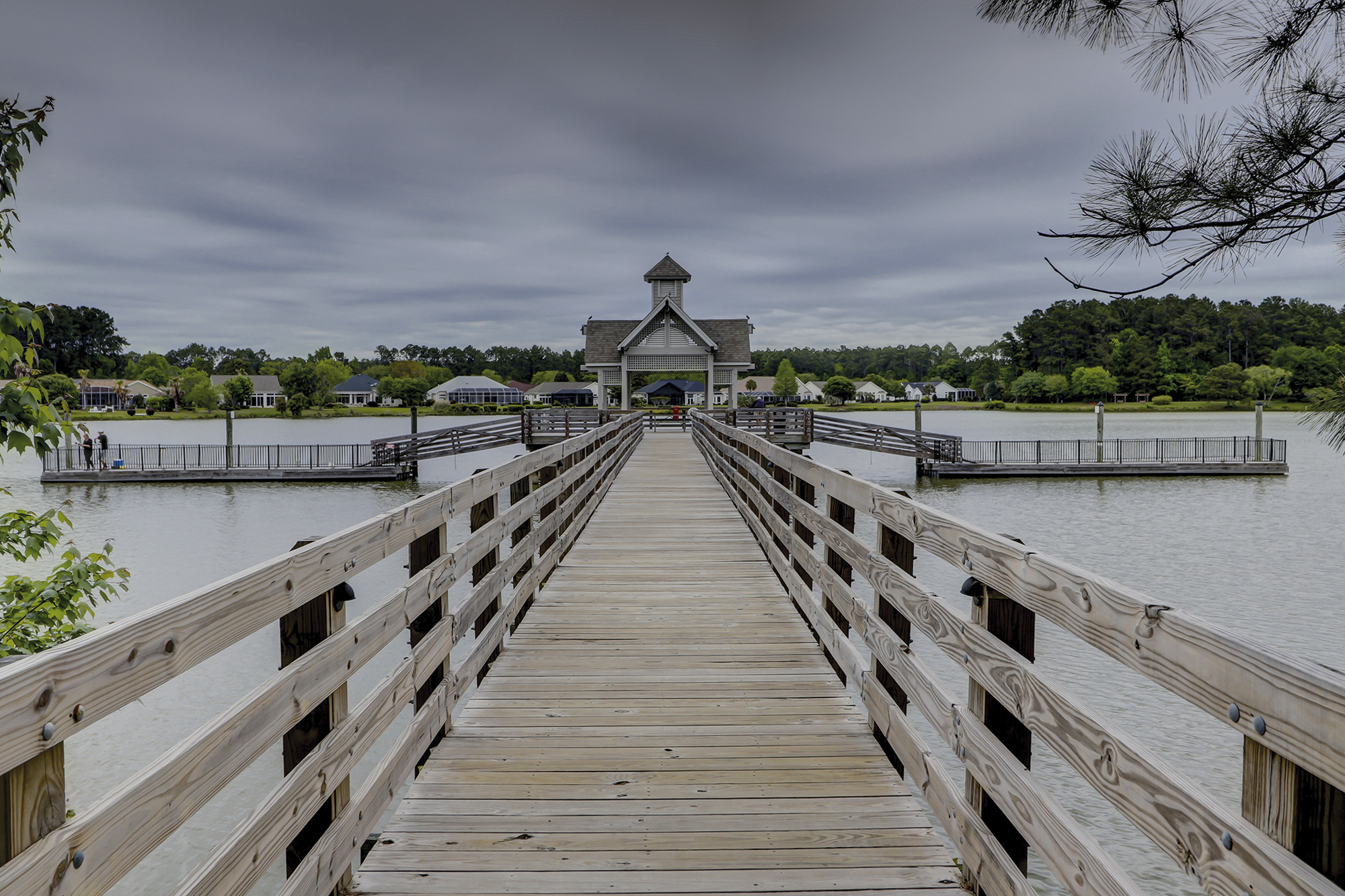 Sun City Hilton Head Community Dock