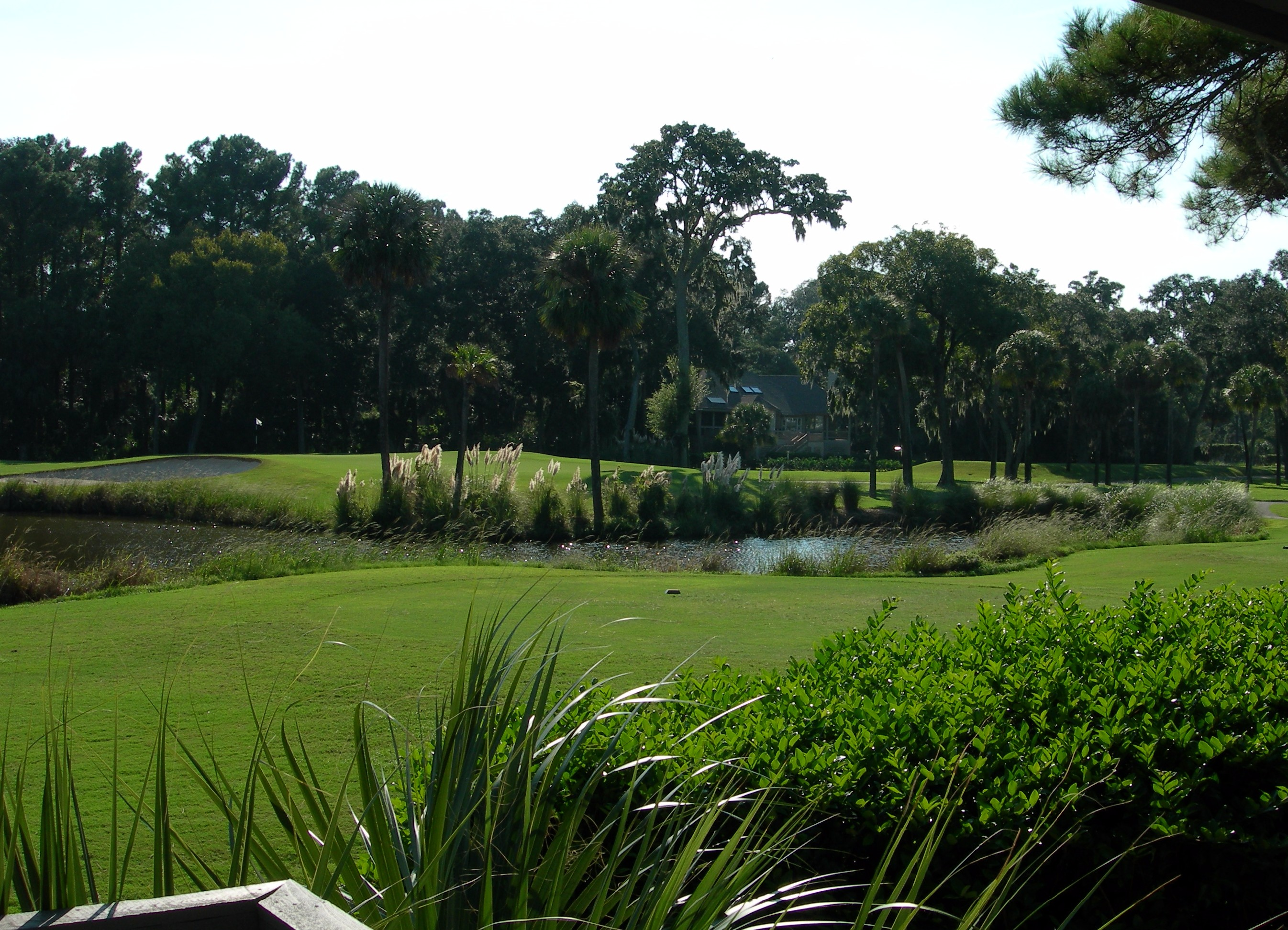 Two and three bedroom townhome style villas on the golf course and close to Hilton Head beaches in Palmetto Dunes
