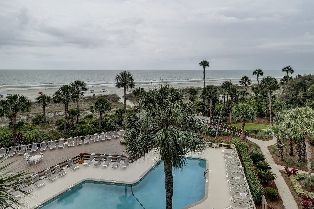 Oceanfront Living at Captains Walk in Palmetto Dunes Hilton Head Island