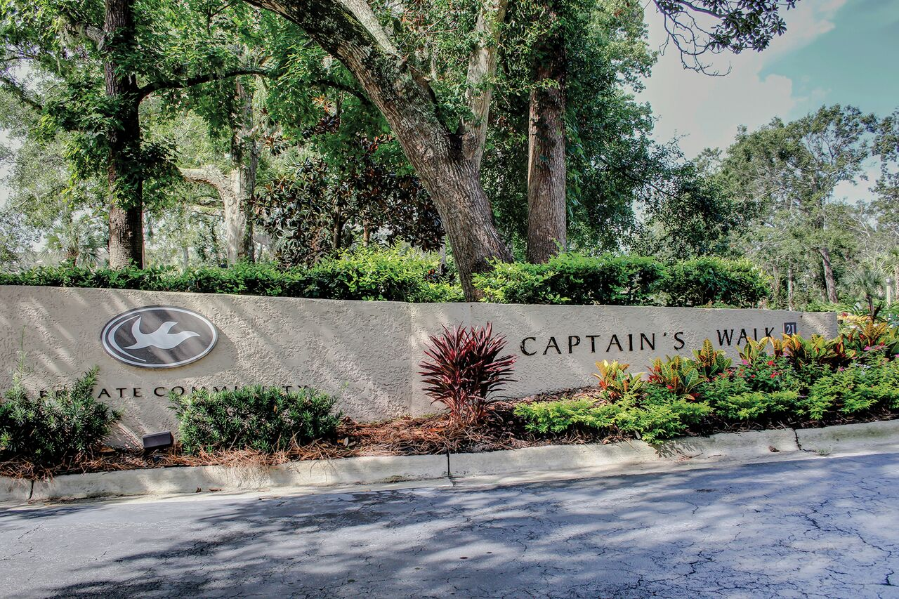 Captains Walk, Hilton Head Island. Palmetto Dunes Oceanfront living