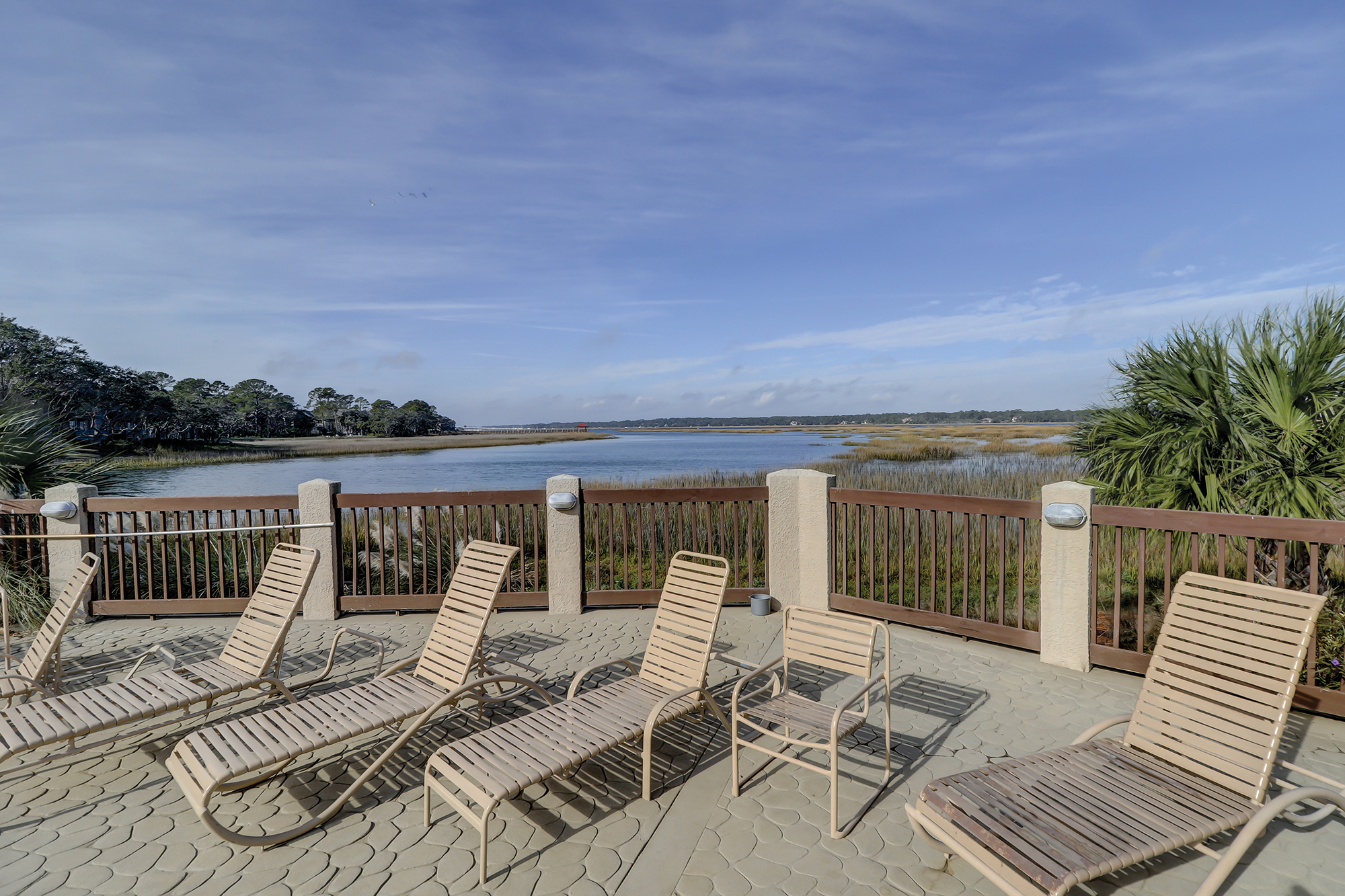 Newport Villas Offer Views of Broad Creek. Palmetto Dunes Hilton Head