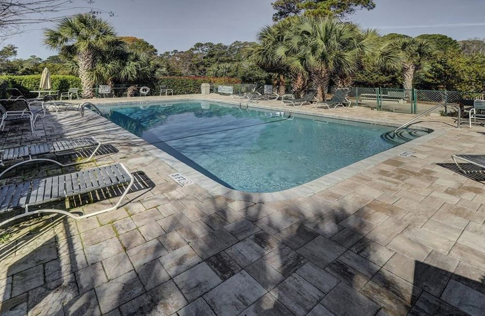 There are Five Pools in Queens Grant Villas