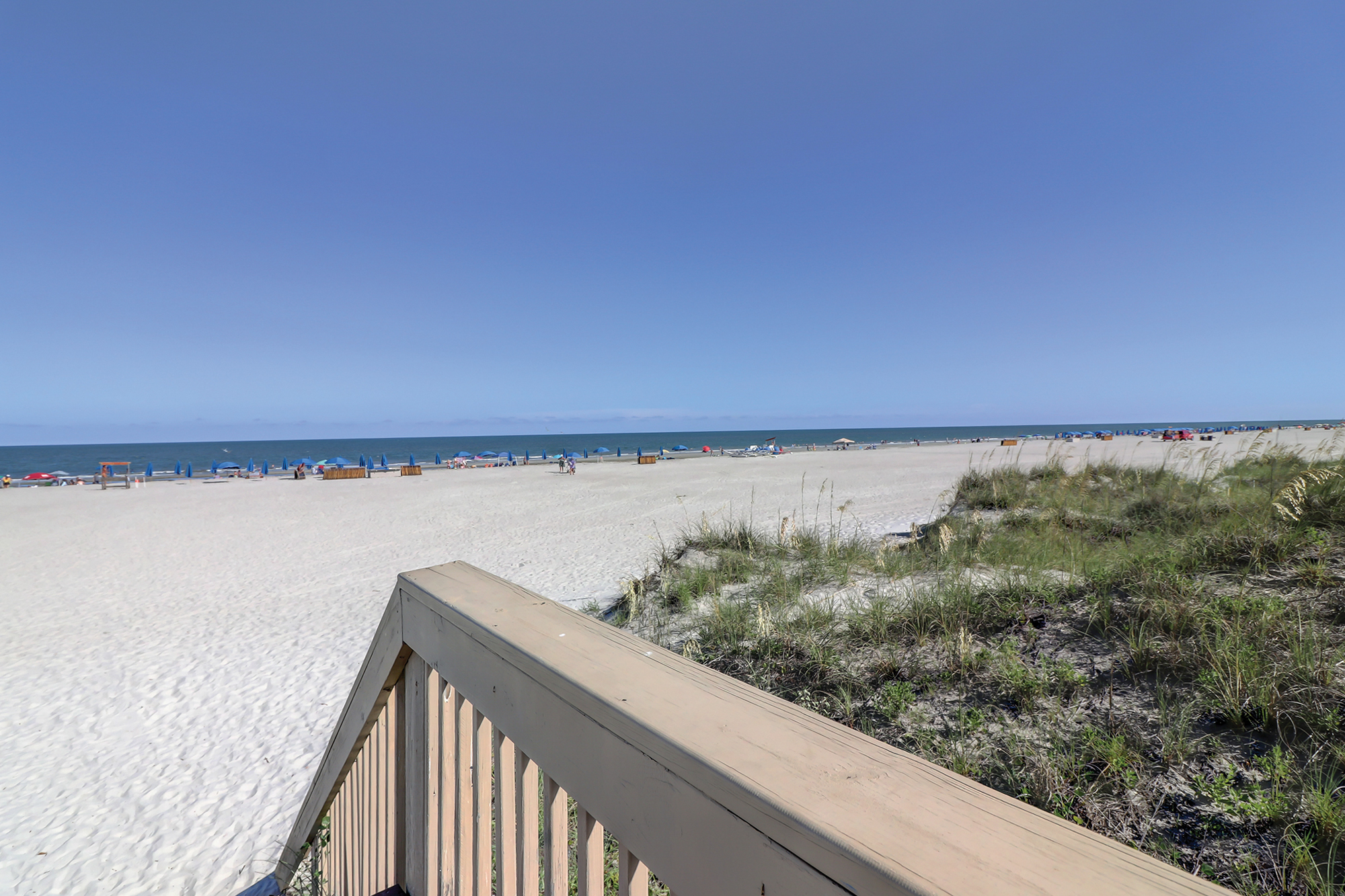 Three Miles of Palmetto Dunes Beaches on Hilton Head Island