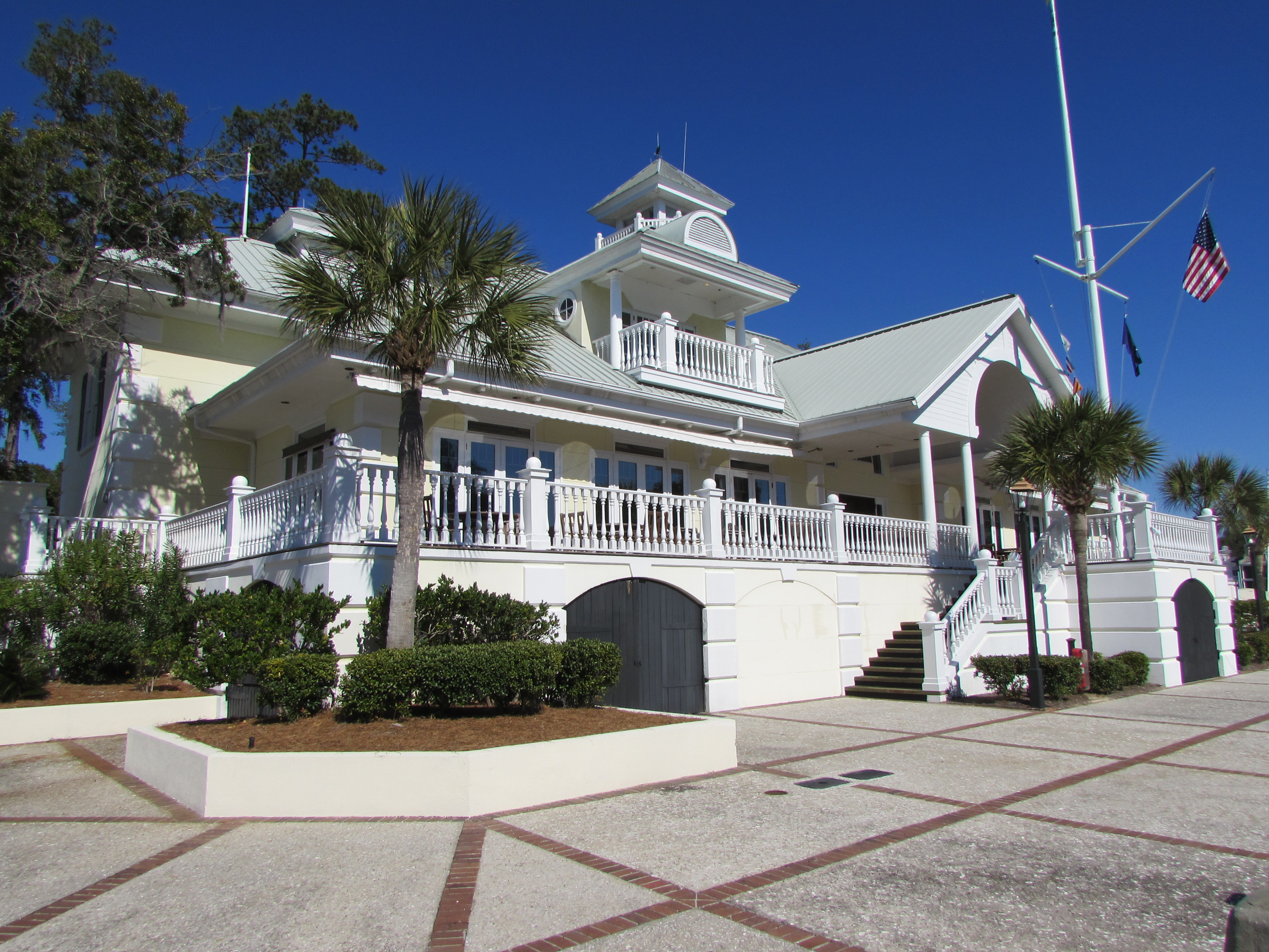 Home of the South Carolina Yacht Club Hilton Head Island Windmill Harbour