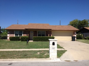 Single Family Home Leased: 2411 Carnation