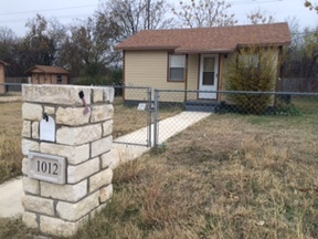 Single Family Home Rented: 1012 E Ave E