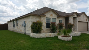 Single Family Home Leased: 9309 Cricket