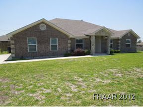 Copperas Cove TX Single Family Home Sold: $194,950