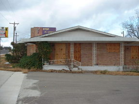 Lampasas TX Commercial Sold: $159,999