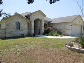 Lampasas TX Home On 1 Acre Sold: $180,000 Price Reduced $16,000