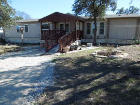 Lampasas TX Single Family Home Sold: $129,000 Home On 10 Acres