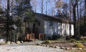 87 Oscar Chapel Road Brevard NC - Home for Sale