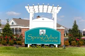 Spring Arbor Homes for Sale a Middletown DE 55+ Community