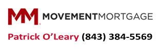 Movement Mortgage - Patrick O'Leary (843) 384-5569
