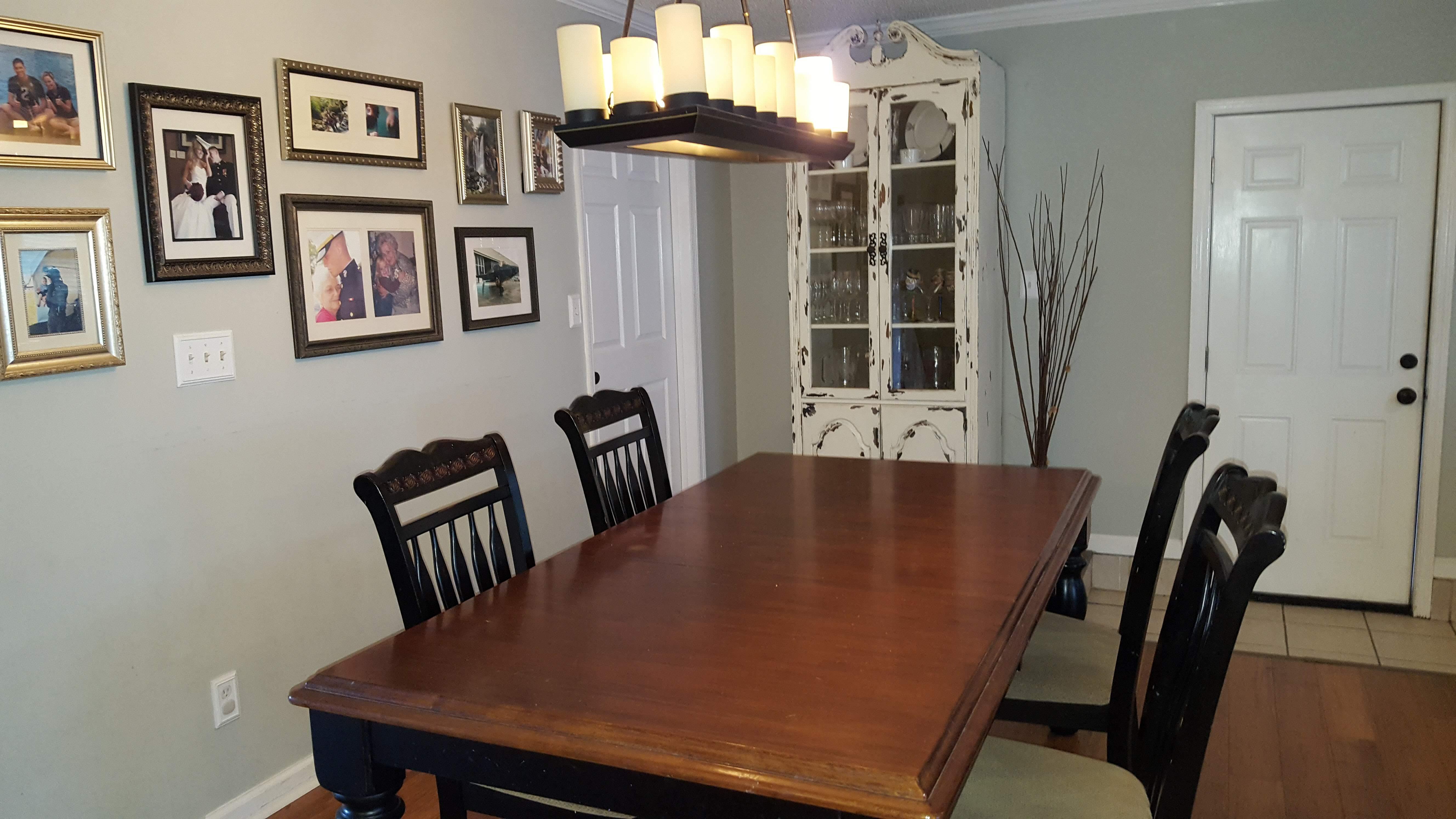 2509 Azalea Drive Dining Room