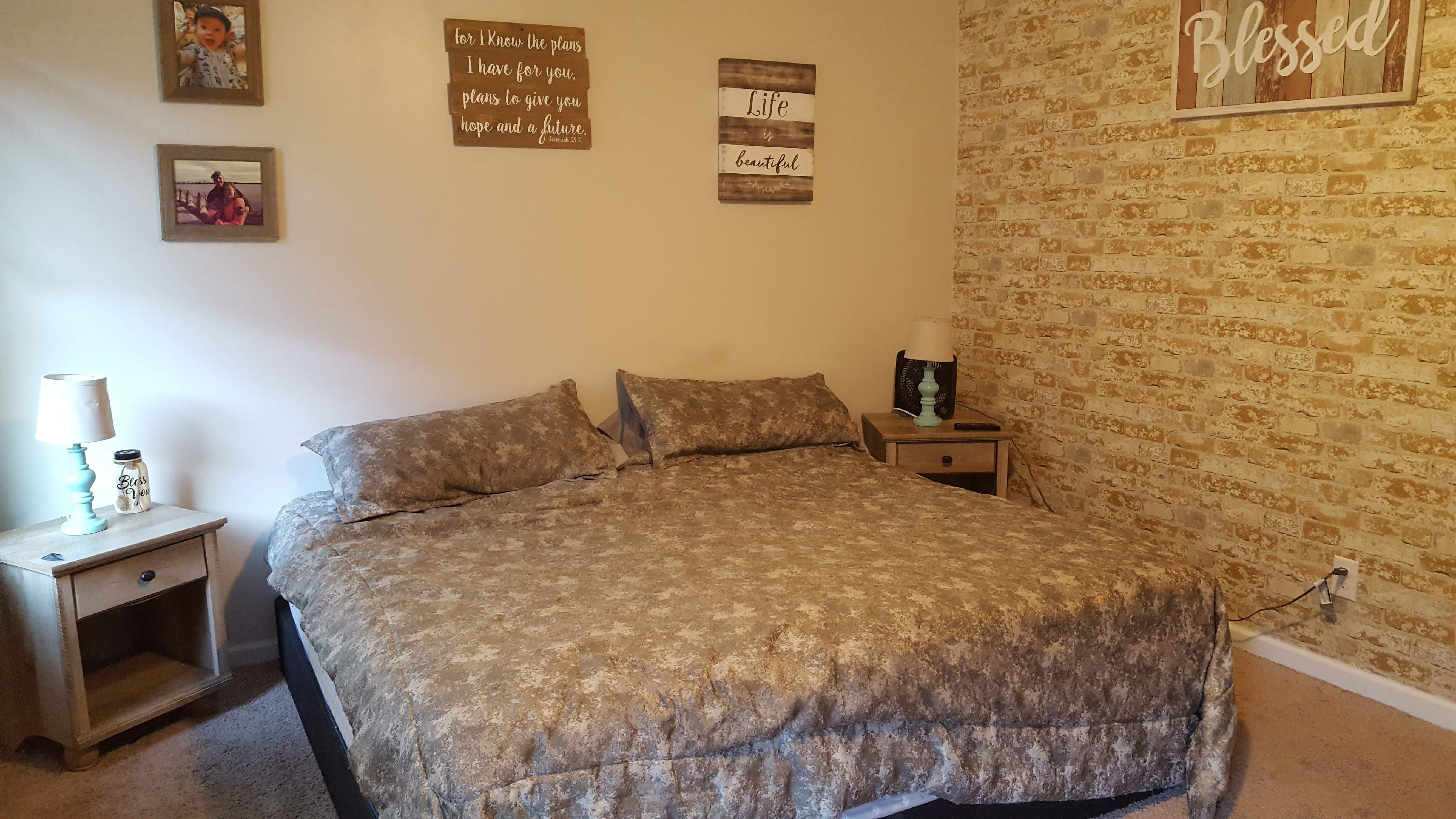 4829 Tidalwalk Lane Master Bedroom