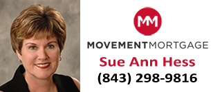 Sue Ann Hess with Movement Mortgage